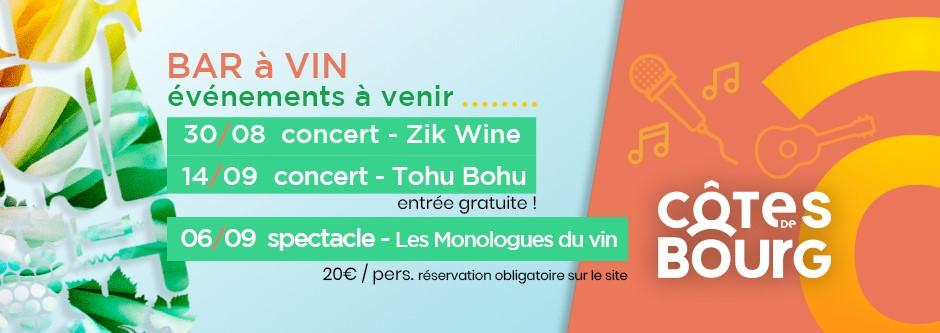 bandeau web concerts + spectacle